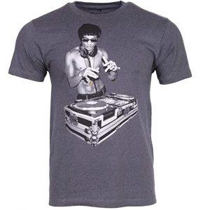 Bruce Lee DJ T-Shirt Best DJ Gift
